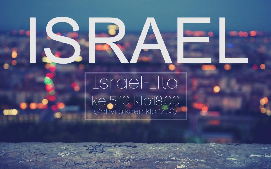Israel-ilta